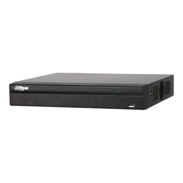NVR2104HS-P-4KS2 4 Channel Compact 1U 4PoE Lite 4K H.265 Network Video Recorder