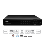 GPDS-87204  4 Ch 5-IN-1 DVR STANDALONE XMEYE (2MP)  SUPPORT 2 HDD
