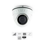 GUIP-39020 INDOOR IP CAMERA SONY STARVIS IMX290 2.0MP (POE) WDR 120db