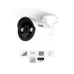 GUIP-39121 OUTDOOR IP CAMERA SONY STARVIS IMX291 2.0MP (POE) NIGHT COLOR