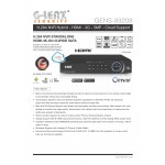 GENS-89208 NVR Standalone 8CH 5MP HDMI NEW
