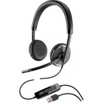 C 520M BLACKWIRE USB HEADSET